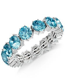 Charter Club Stone Stretch Bracelet, Created for Macy's