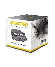 Addicted Beauty Charcoal Purify Peel Off Mask