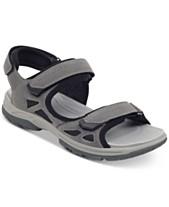 51fe2a77f949 Easy Spirit Omega3 Flat Sandals