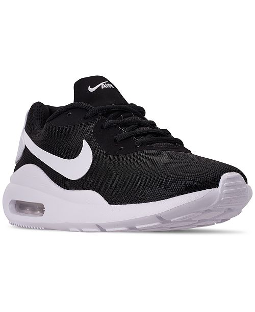 bb374b52ff179 Nike Men's Oketo Air Max Casual Sneakers from Finish Line & Reviews ...