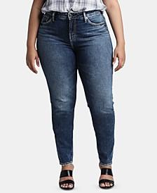 Trendy Plus Size Avery Skinny Jeans