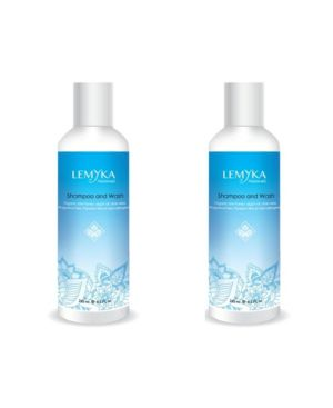Image of Lemyka Baby 2 Pack Gentle Shampoo and Wash