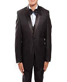 Tazio Classic Fit Solid 2 Button Tuxedo for Boys