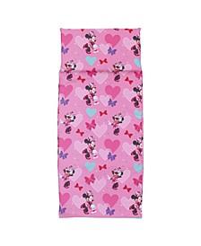 Minnie Mouse Preschool Nap Pad Sheet