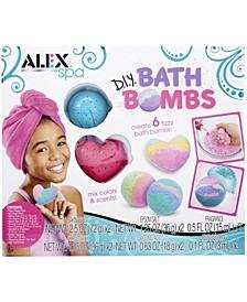 ALEX Spa-DIY Bath Bombs