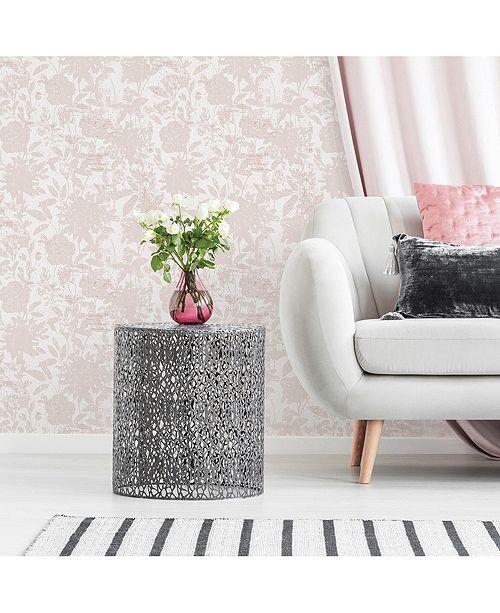 Tempaper Novogratz Garden Floral Self-Adhesive Wallpaper