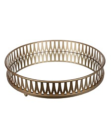 Urban Vogue Round Tray