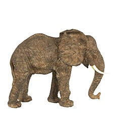Tai Polyresin Elephant Accent, Walking