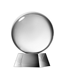 Cityscape Glass Sphere, Large