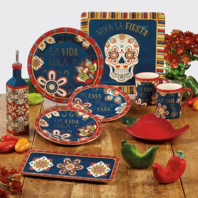 La Vida 3-Pc. Canister Set