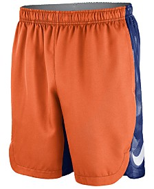 Nike Men's New York Mets AC Dry Emboss Shorts