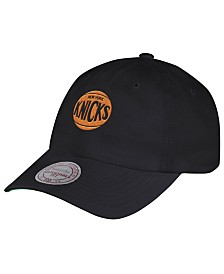 Mitchell & Ness New York Knicks Hardwood Classic Basic Slouch Cap