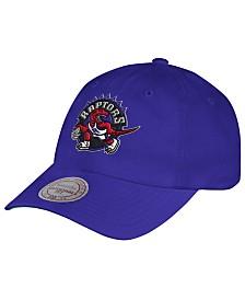 Mitchell & Ness Toronto Raptors Hardwood Classic Basic Slouch Cap