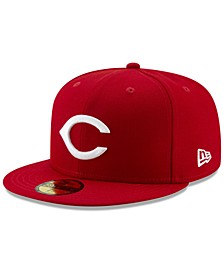 Cincinnati Reds TBTC 59FIFTY-FITTED Cap