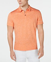 d647046b Alfani Men's Classic-Fit Ethan Performance Polo, Created for Macy's