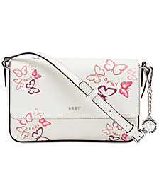 DKNY Bryant Butterfly Flap Crossbody, Created for Macy's