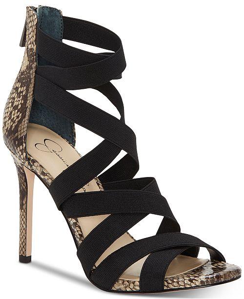 Jessica Simpson Jyra Strappy Dress Sandals
