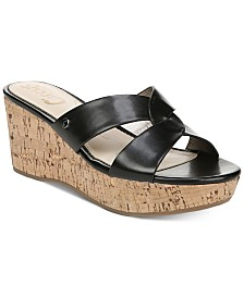 Circus by Sam Edelman Riviera Wedge Sandals
