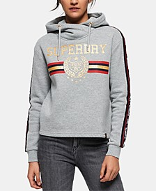 Gia Graphic Tape Hoodie