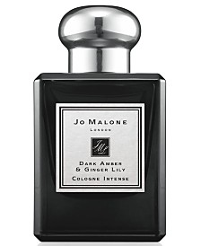 Jo Malone London Dark Amber & Ginger Lily Cologne Intense, 1.7-oz.