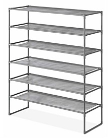 Spacemaker 6-Tier Shelving Rack