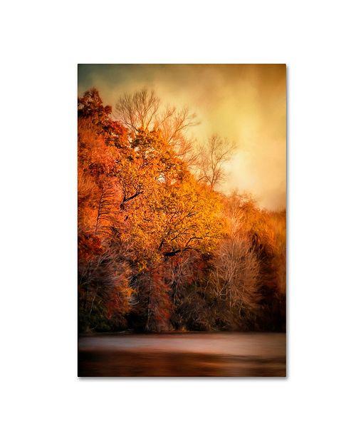 "Trademark Global Jai Johnson 'The Birth of Autumn' Canvas Art - 24"" x 16"" x 2"""