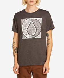 Volcom Men's Stamp Divide Short Sleeve Tshirt