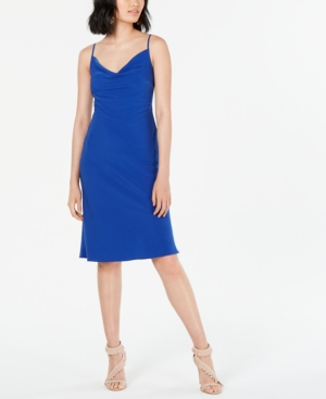 Image of 19 Cooper Cowlneck Slip Dress