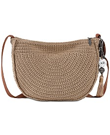 The Sak Ryder Crochet Crossbody