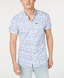 Superdry Men's Floral Chain Shirt