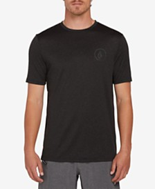Volcom Men's Lido Heather Short Sleeved Rashguard