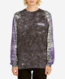 Volcom Men's Computer Crash Long Sleeve Tee