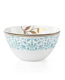 Global Tapestry Aquamarine All Purpose Bowl