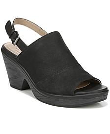 Faye Slingback Sandals