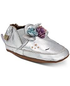Baby Girls Uma Unicorn Soft Sole Shoes