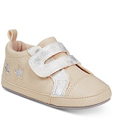 ro + me by Baby Girls Glitter Athletic Sneakers
