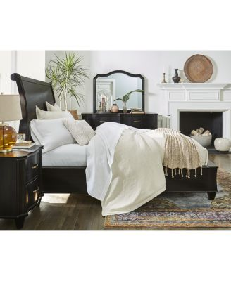 Closeout! Philip King Bed, Created for Macy's