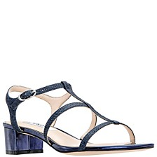 Nina Gelisa Block Heel Sandals