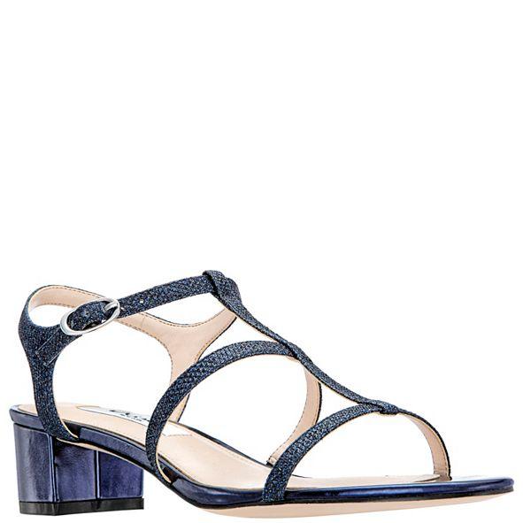 Nina Gelisa Block Heel Sandals