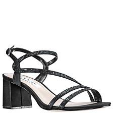 Naura Block Heel Sandals