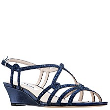 Nina Fynlee Wedge Sandals