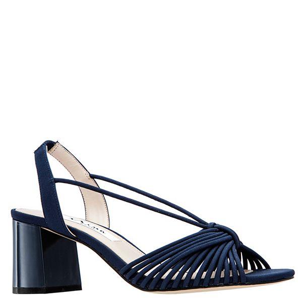 Nina Nadelyn II Block Heel Sandals