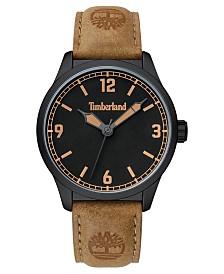 Timberland Men's Orrington Brown/Black Watch