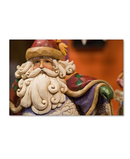 """Trademark Global Robert Harding Picture Library 'Character Statue' Canvas Art - 47"""" x 30"""" x 2"""""""