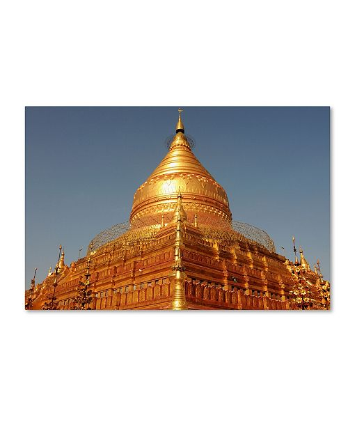 """Trademark Global Robert Harding Picture Library 'Architecture 73' Canvas Art - 24"""" x 16"""" x 2"""""""