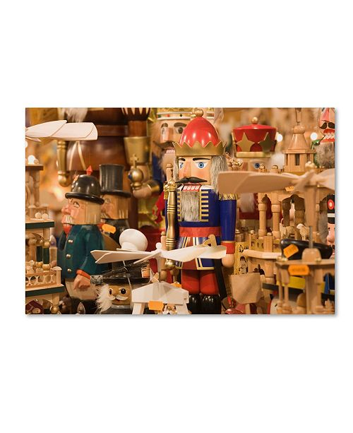 "Trademark Global Robert Harding Picture Library 'Nutcracker' Canvas Art - 47"" x 30"" x 2"""