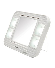 The Jerdon J1015 LED Lighted Makeup Mirror