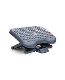 Mind Reader 3 Position Adjustable Height Ergonomic Foot Rest