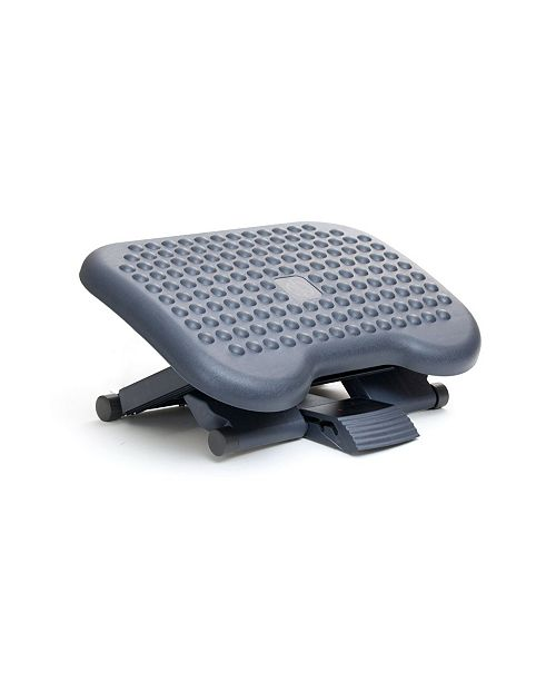 Mind Reader 3 Position Adjustable Height Ergonomic Foot Rest