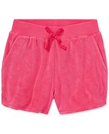 Polo Ralph Lauren Big Girls Terry Shorts